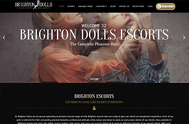Brighton Dolls On Page 1 For Brighton Escorts - The Only Agency In Top 10