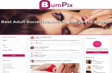 Bumpix : Best Adult Social Network for Singles of London
