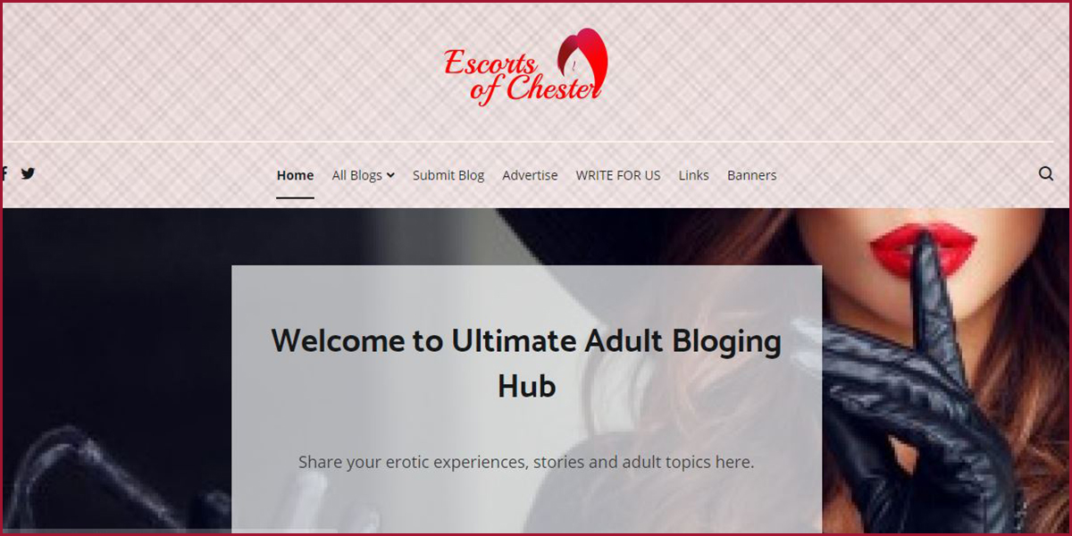 Escorts of Chester - Free Adult Guest Blogs