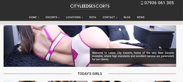CITY LEEDS ESCORTS