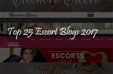 Top 25 Escort Blogs 2017