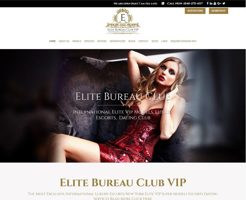 Elite Bureau Club Agency